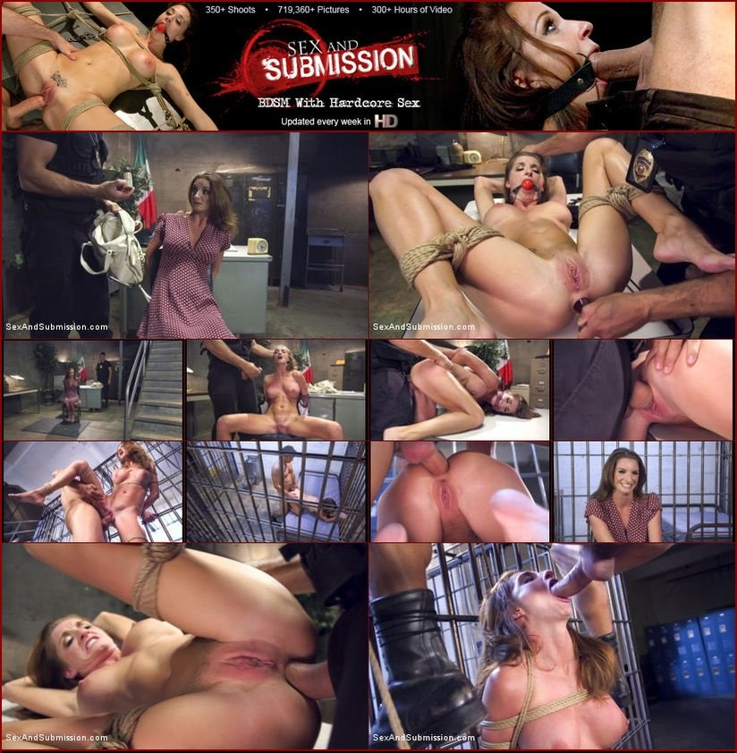 SexAndSubmission: (Silvia Saige, Ramon Nomar) - Ramon Nomar and Silvia Saige / Anal Tourist Trap [SiteRip / 534 MB] - BDSM / USA