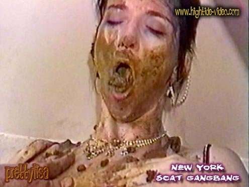 Hightide-Video: (Pretty Lisa) - New york scat gangbang [SiteRip / 1.01 GB] - Shit