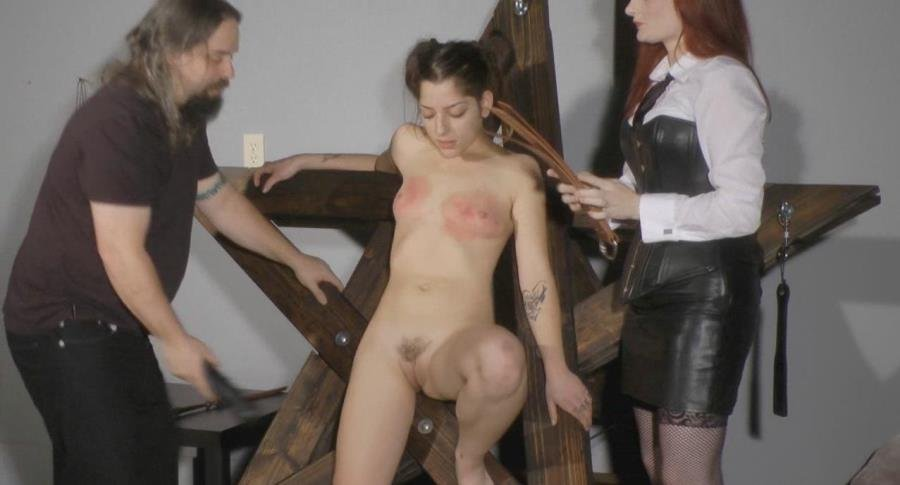 Paintoy: (Liza) - Fiery Red [HD 720p / 125 MB] - BDSM / Torture
