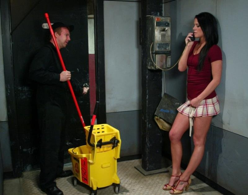 SexAndSubmission: (Savannah Stern) - Classic Archive Feature: Bathroom Etiquette [HD / 610 MB] - BDSM / Domination