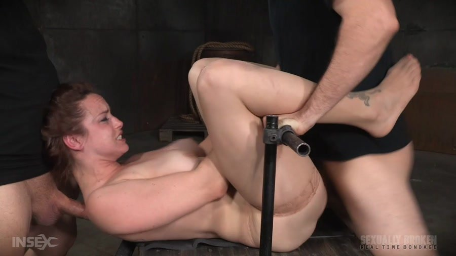 SexuallyBroken: (Bella Rossi, Matt Williams) - Maestro - Jack Hammer [HD 720p / 725 MB] - BDSM / Domination / Bondage