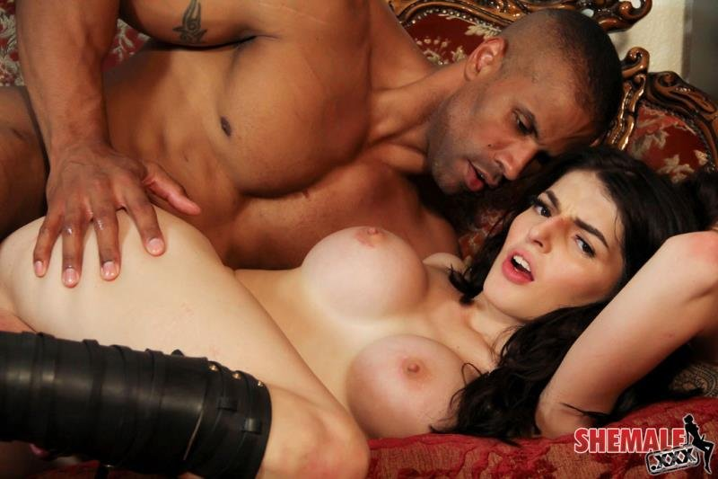 Shemale: (Vixxen Goddess) - Vixxen Goddess Gets Fucked Hard! [HD720p / 656 MB] - Transsexual / Anal