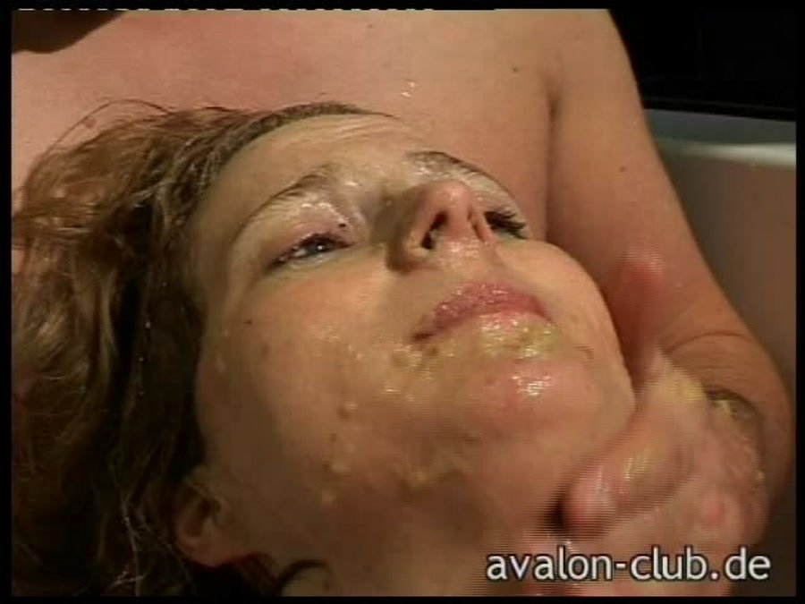 Scat-Vomit-Piss: (Susan and The Domina) - Scat Vomit Piss Domination [SD / 541 MB] - Scat / Extreme