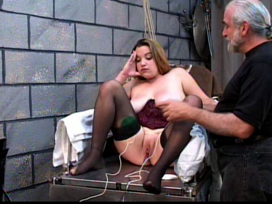 Punishedplumpers: (Jennifer) - Capture Of Jennifer [SD / 624 MB] - BDSM / Bondage