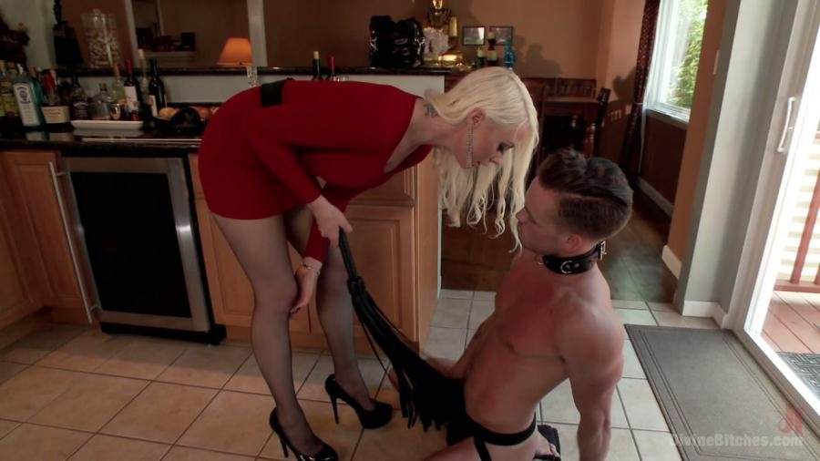 Kink: (Lorelei Lee and Lucas Knight) - Lucky Slave Boy Earns Exclusive Session With Goddess Lorelei Lee [SD / 577 MB] - Femdom / Hardcore