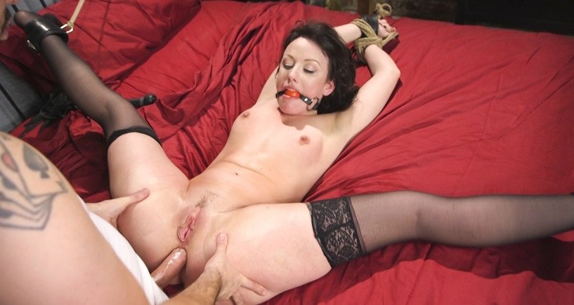 SexAndSubmission: (Jennifer White) - Air BnD Nightmare! [SD / 653 MB] - BDSM / Humiliation