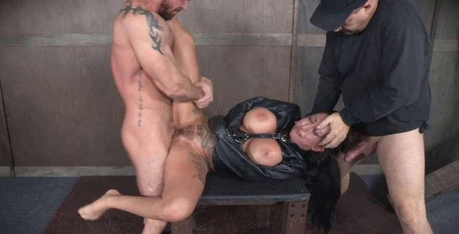 Sexually Broken: (Lily Lane) - Lily Lane is our new ALT big titted tan slut who can take a dick like a champ! Bondage and rough sex [SD / 105 MB] - BDSM / Bondage
