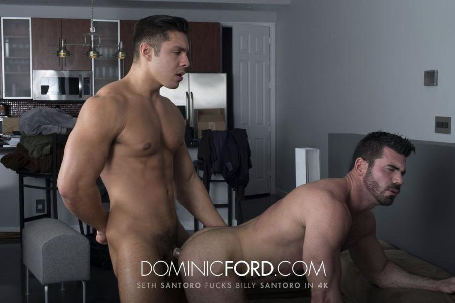 DominicFord: (Billy, Seth Santoro) - Billy and Seth Santoro [FullHD 720p / 353 MB] - Gay / Hardcore