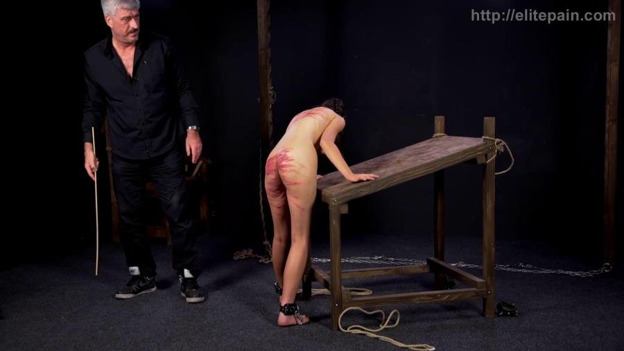 ElitePain: (Anna) - Wheel of Pain 18 [FullHD / 1.81 GB] - Spanking / BDSM