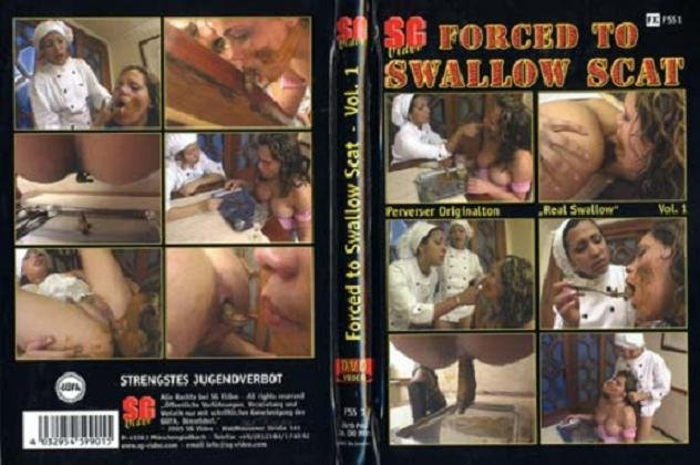 SG Video: (Girls) - Forced To Swallow Scat [DVDRip / 1.35 GB] - Scat / Swallow