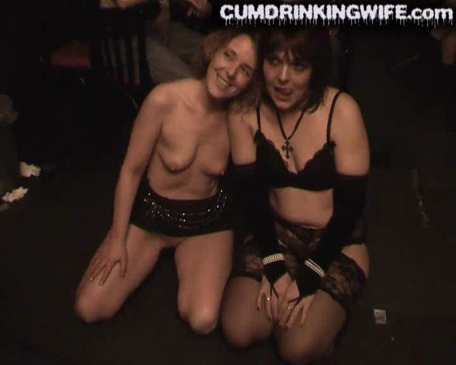 Cumdrinkingwife: (Marion) - Lindy Marion [SD / 624 MB] - Bukkake / Germany