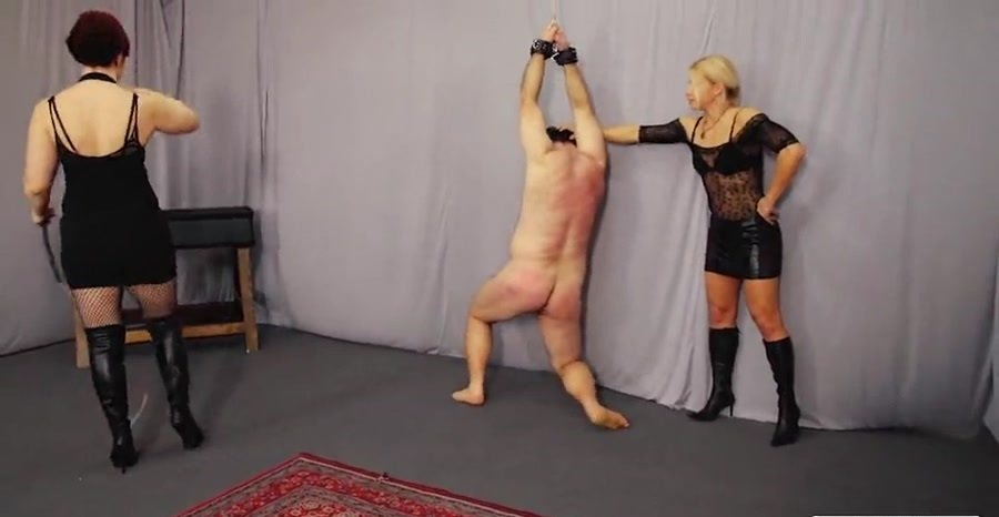 CruelPunishments: (Lady Zita Lady Maggie) - Suffer And Cry [SD / 780 MB] - BDSM / FemDom