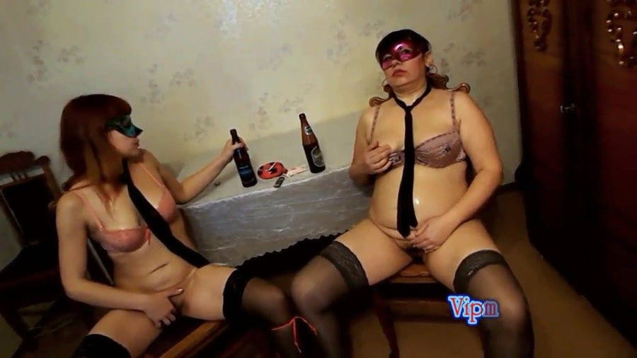 ScatShop: (ModelNatalya94 / Vipmodel Nata) - Drink beer and great beer enema [FullHD 1080p / 906 MB] - Scat / Lesbian Scat
