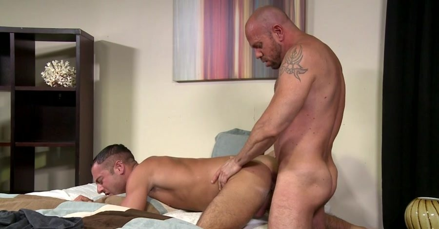MenOver30: (Matt Stevens, Jordan Belford) - Couple's Quandary [SD / 382 MB] - Gay / Hardcore