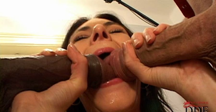 Alena Chrastinova: (Anita Queen) - 200 Blowjob [SD / 487 MB] - Big Tits / Hairy