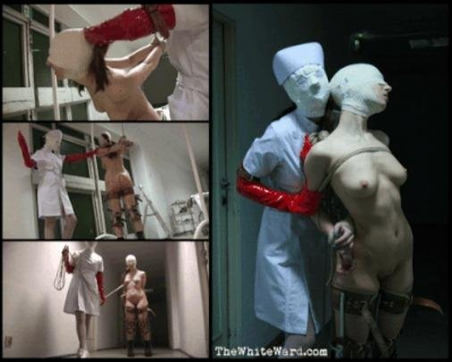 TheWhiteWard.com: (Patient 004) - Caning Punishment [HD 720p / 551 MB] - BDSM / Bondage