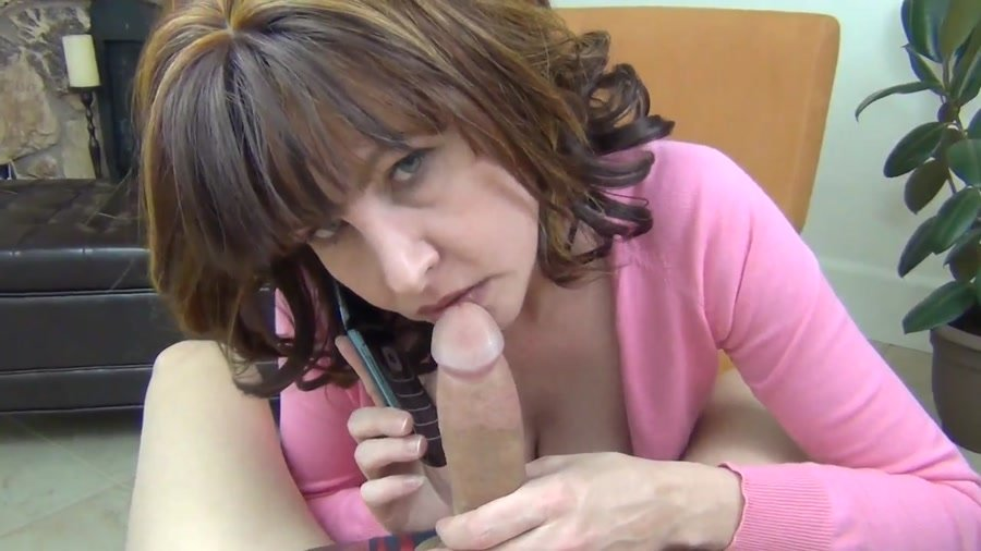 Clips4Sale: (Mrs Mischief (aka Dana Kane)) - Your Son Just Came In (My Mouth) [HD 720p / 184 MB] - Incest / Mature