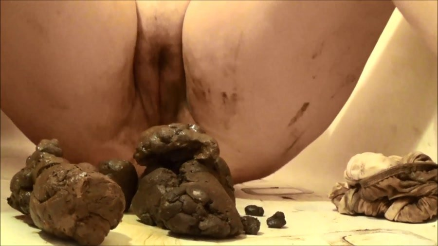 SamanthaStarfish FullHD 1080p Satin Panty Series – Parts 2 [Scat, Shit, Poop, Solo Scat,Extreme]