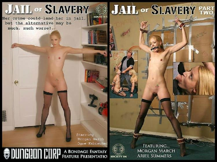 SocietySM, Dungeoncorp: (Morgan March, Orge Kabneched, Ariel Summers) - Jail Or Slavery [SD / 1.11 GB]