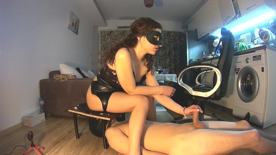 Domination Scat: (Mistress Anna) - Toilet training part2 [FullHD 1080p] - Femdom Scat