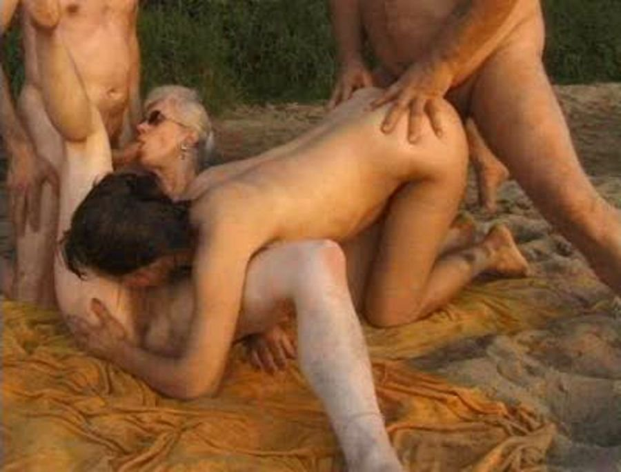SG Video: (Girls) - Kaviar Amateur 15 [DVDRip] - Germany, Group Scat