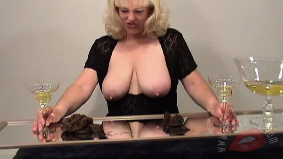 Sewer-Slut: (Carol) - Taste Test [SD] - MILF, Booba Scat