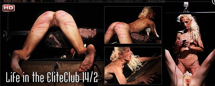 ElitePain: (Torture) - Life in the EliteClub 14, part [SD / 306 MB]