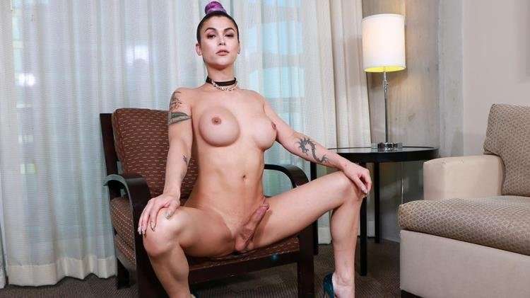 shemale: (Domino Presley) - Domino Presley - The Exceptionally Beautiful Domino Presley [FullHD / 717 MB]
