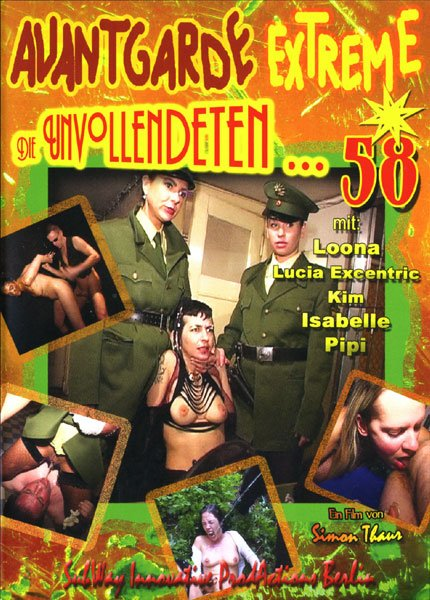 KitKat: (Loona, Donna Excentric) - Avantgarde Extreme 58 [DVDRip] - Germany, Sex Scat