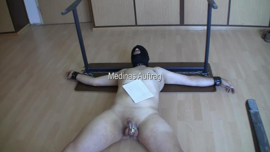 Scat-Movie-World: (Lady Chantal) - Medinas Auftrag [SiteRip / 476,65 Mb] - Scat, Peeing, Femdom