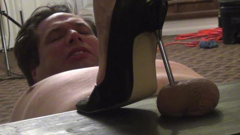 clips4sale: (Goddess Kyaa) - A CRUEL MEETING WITH THE BOARD OF TERROR [HD / 352 MB]