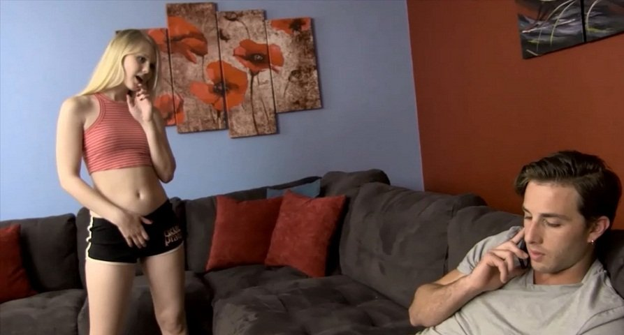 Clips4Sale.com: (Lily Rader) - Uncontrollable Appetite for Her Brother [HD 720p / 813 MB] - Incest, Brother, Sister