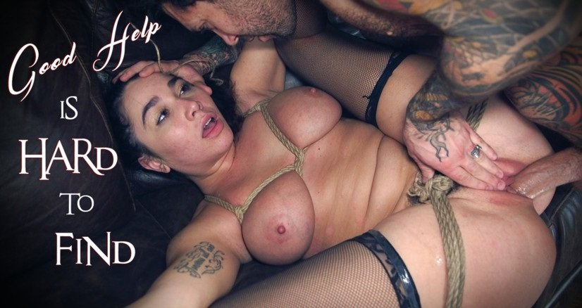 SexAndSubmission.com: (Karlee Grey) - Good Help is Hard To Find [SD / 581 MB] - BDSM, Domination