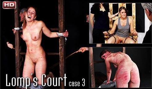 Mood-Pictures: (Anette, Minni Manga, Anna Derevjanko) - Lomp's Court - Case 3 [SD / 621 MB] - BDSM, Spanking