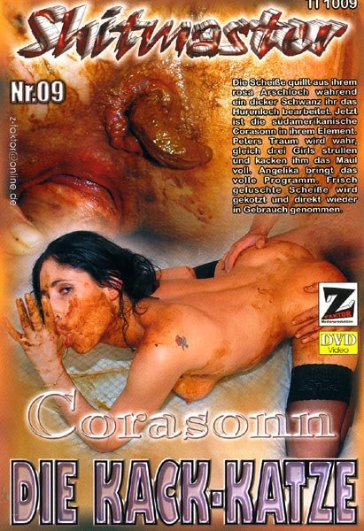 Z-Faktor Medien: (Shitmaster 9) - The Shitting Pussy [DVDRip] - All Sex, Germany
