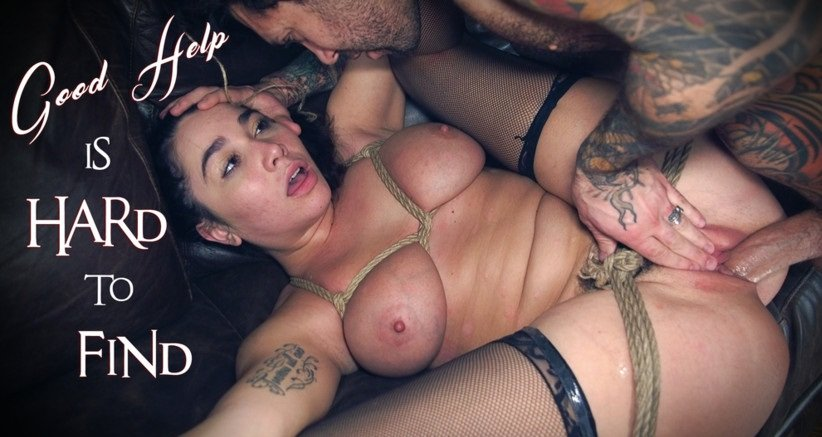 SexAndSubmission.com: (Karlee Grey) - Good Help is Hard To Find [HD 720p / 1.89 GB] - BDSM, Domination, Anal