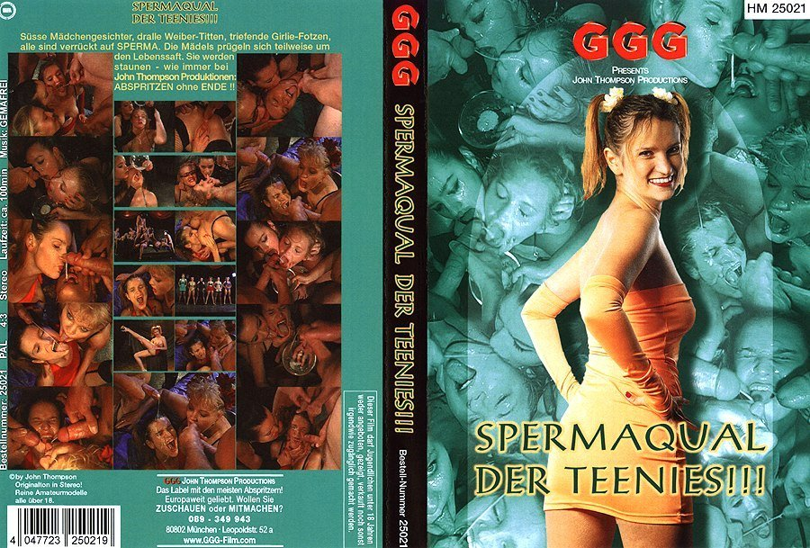 GGG: (Betty) - Spermaqual der Teenies [SD / 711 MB] - Sperma, Bukkake