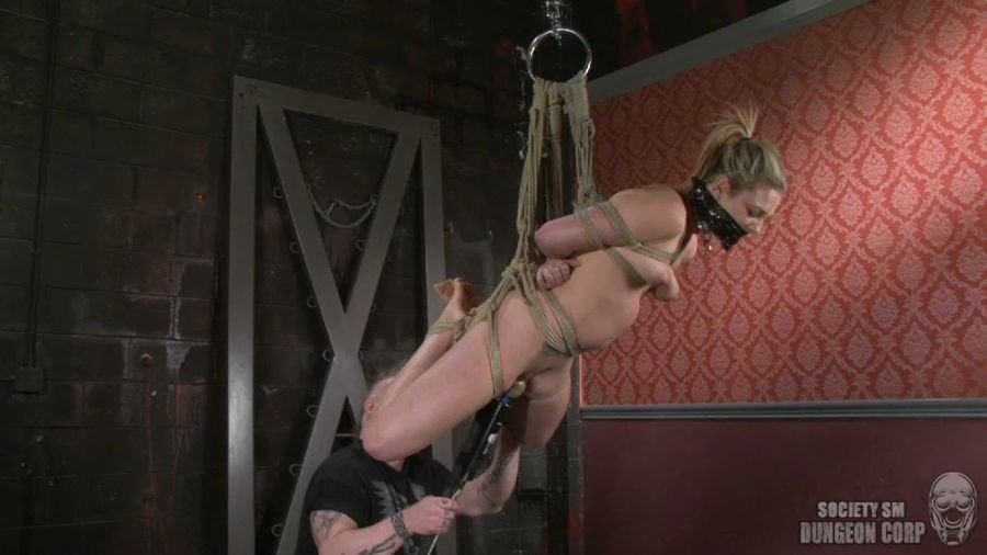 SocietySM.com: (Bailey Blue) - Excellence In Obedience [SD / 422 MB] - BDSM, Bondage