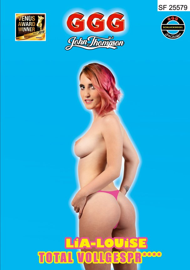 GGG: (Lia-Louise) - Totally Splashed [DVDRip / 936 MB] - Bukkake, Gangbang