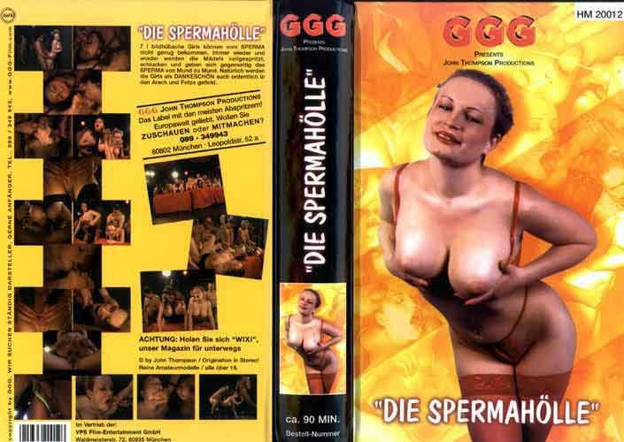GGG: (Alice) - Die Spermaholle [DVDRip / 700 MB] - All sex, Germany