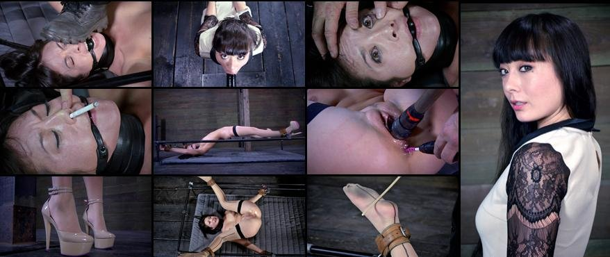 InfernalRestraints.com: (Sakura Doll) - Sakura Doll [HD 720p / 606 MB] - Torture, Toys, Latex