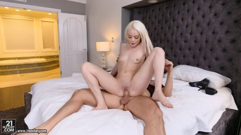 FootsieBabes.com: (Elsa Jean) - Teen Fetish [FullHD 1080p / 1.07 GB] - Blowjob, Foot, Fetish