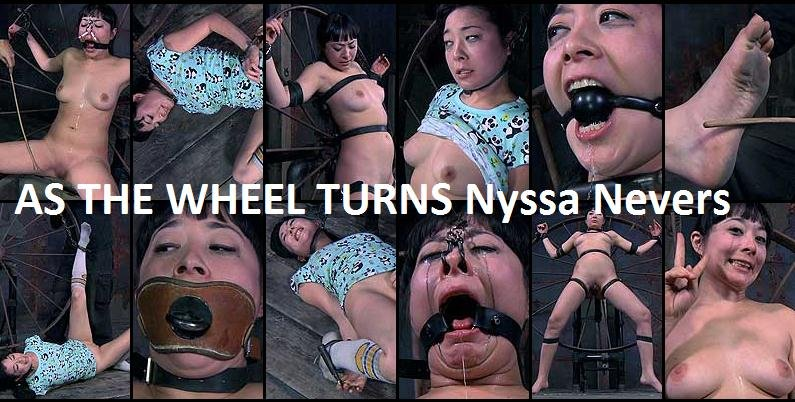InfernalRestraints.com: (Nyssa Nevers) - As the Wheel Turns [SD / 433 MB] - BDSM, Bondage