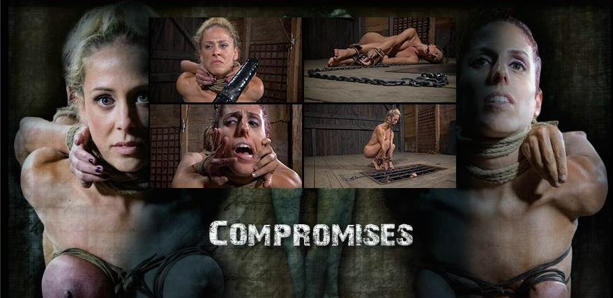 InfernalRestraints.com: (Cherie Deville and Lavender Rayne) - Compromises, Part 3 [HD 720p / 1013 MB] - BDSM, Bondage