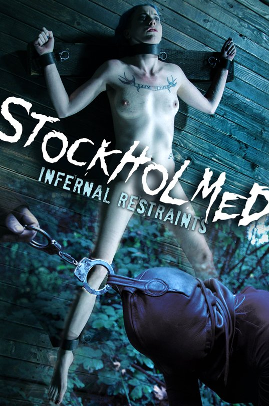 InfernalRestraints.com: (Lux Lives) - Stockholmed [SD / 308 MB] - High Heels, Tattoo