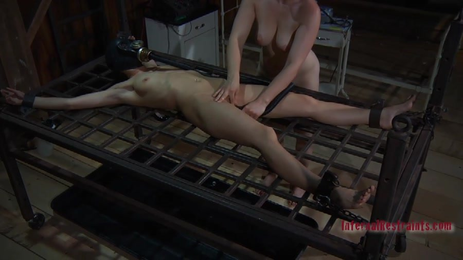 InfernalRestraints.com: (Elise Graves) - Curious Elise (Part Two) [HD 720p / 603 MB] - Bondage, Canning