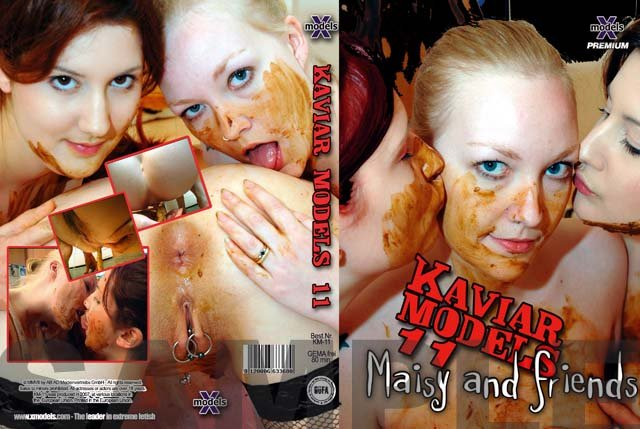 X-Models: (Maisy and friends) - Kaviar Models 11 [DVDRip] - All Girl, Lesbians