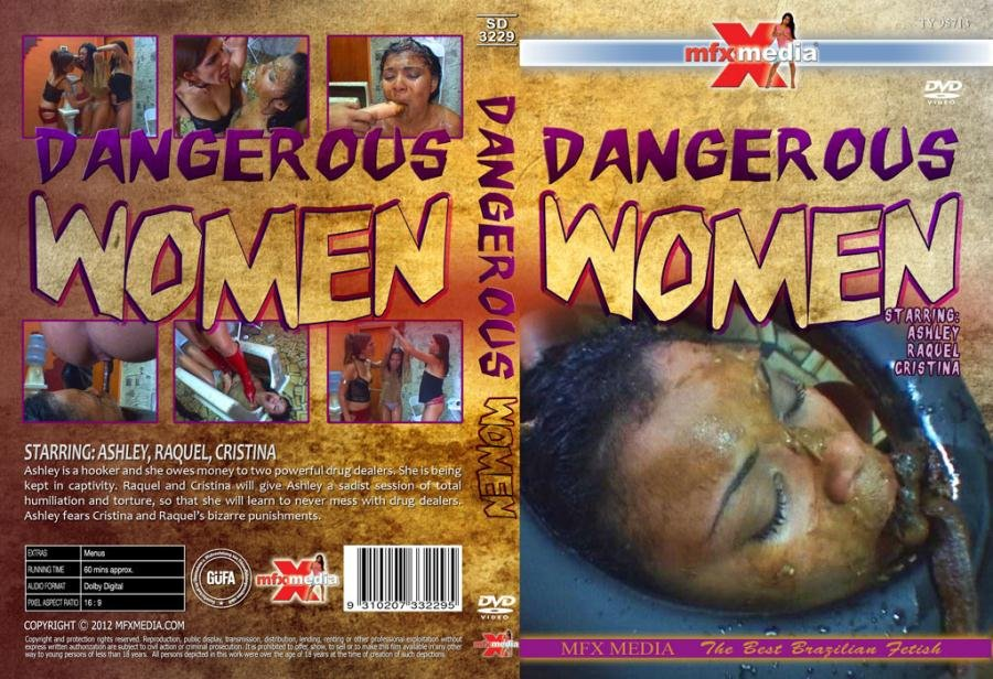 MFX Media: (Ashley, Raquel, Cristina) - SD-3229 Dangerous Women [HDRip] - Domination, Brazil