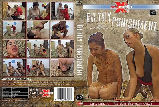 Brazil Scat: (Andressa, Tatthy) - [SD-6261] Filthy Punishment [HDRip] - Domination, Brazil