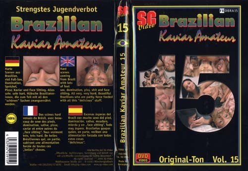 SG-Video: (Brazilian Girls) - Kaviar Amateur 15 - Brazil [DVDRip] - Domination, Brazil